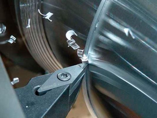 токарная обработка алюминия фото