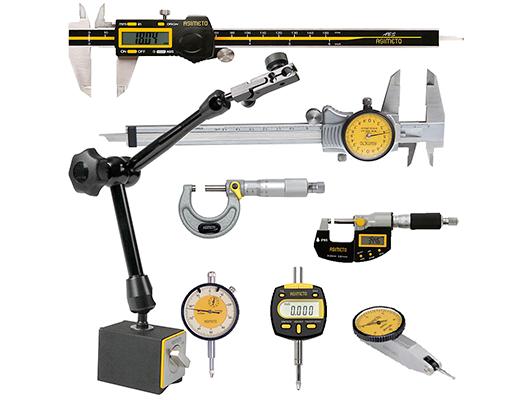 Контрольно-измерительные инструменты в металлообработке фото